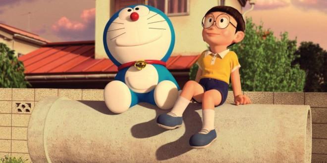 """Poster del film """"Doraemon - Il film"""""""