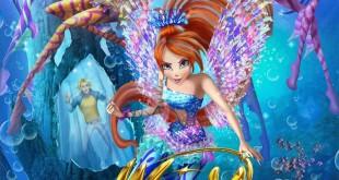 """Poster del film """"Winx club - Il mistero degli abissi"""""""