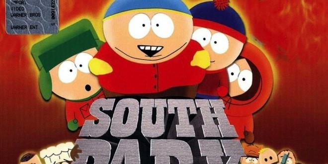 """Poster del film """"South Park - Il film: più grosso, più lungo & tutto intero"""""""