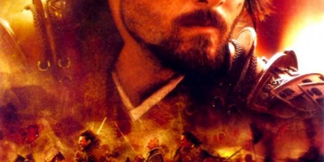 """Poster del film """"L'ultimo samurai"""""""