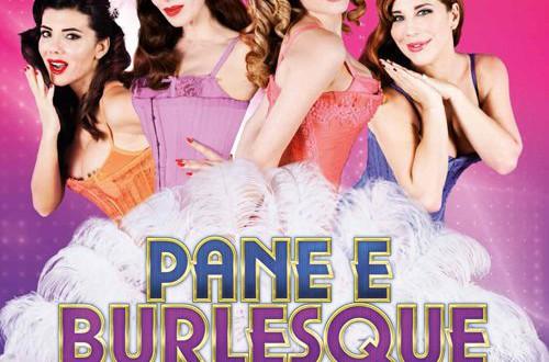 "Poster del film ""Pane e burlesque"""