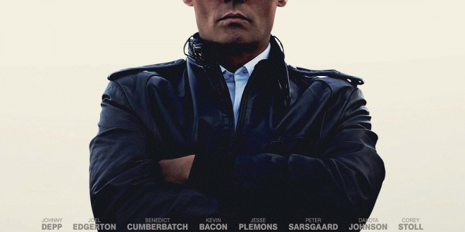 "Poster for the movie ""Black Mass - L'ultimo gangster"""