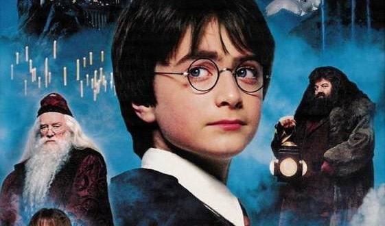"""Poster del film """"Harry Potter e la pietra filosofale"""""""