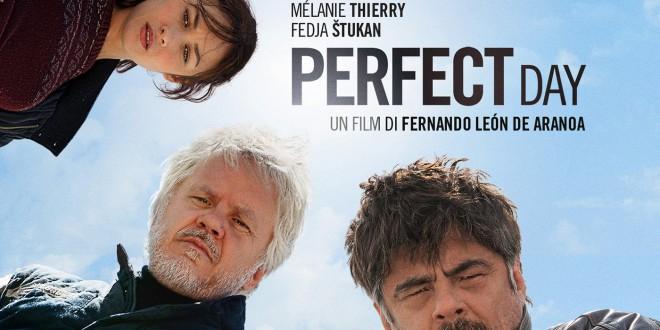 "Poster del film ""Perfect Day"""