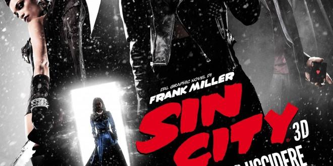 """Poster del film """"Sin City - Una donna per cui uccidere"""""""