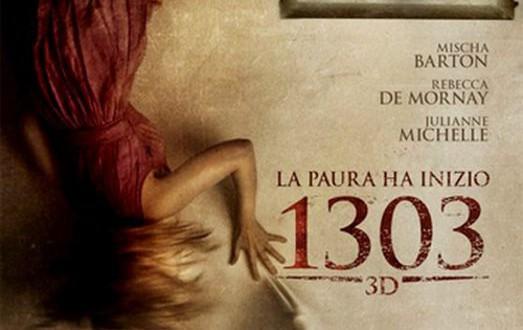 """Poster for the movie """"1303 - La paura ha inizio"""""""