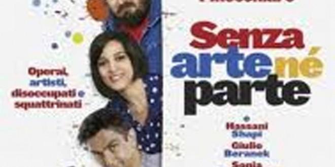 "Poster del film ""Senza arte né parte"""