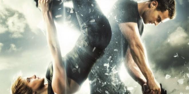 "Poster del film ""Insurgent"""