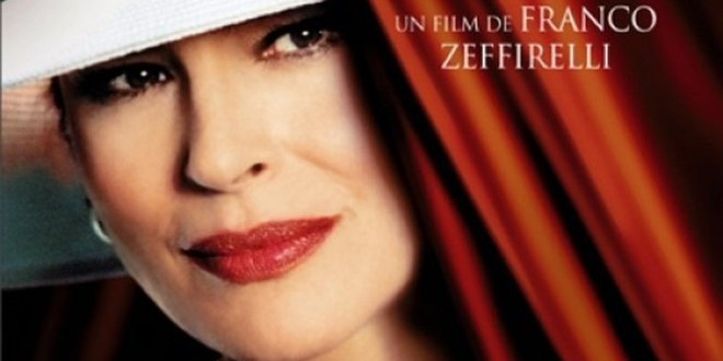 "Poster for the movie ""Callas Forever"""