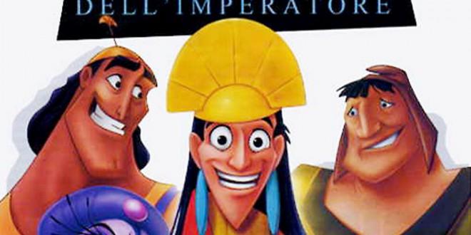 """Poster del film """"Le follie dell'imperatore"""""""