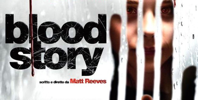 "Poster for the movie ""Blood Story"""