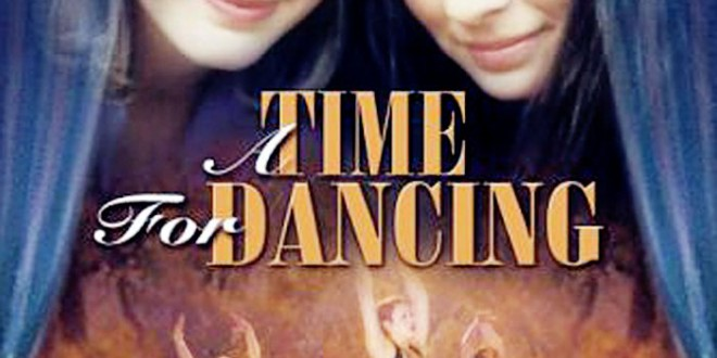 "Poster for the movie ""A Time for Dancing"""