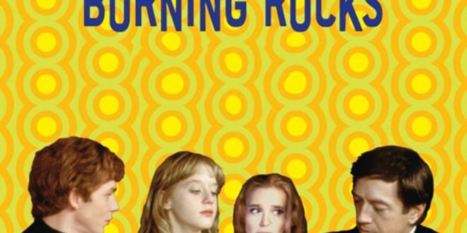 """Poster del film """"Gocce d'acqua su pietre roventi"""""""
