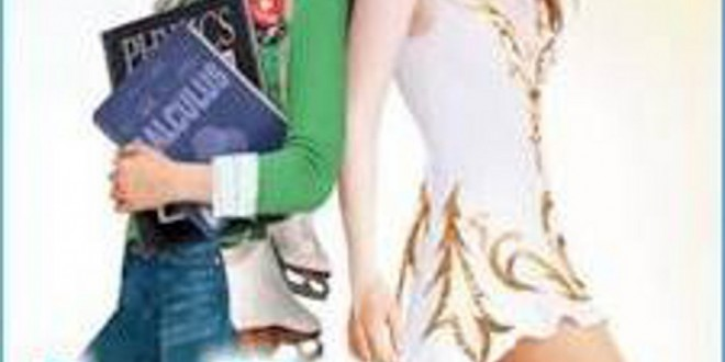 """Poster del film """"Ice princess - Un sogno sul ghiaccio"""""""