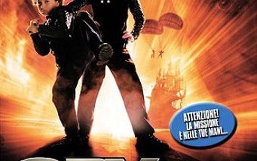 """Poster del film """"Spy Kids"""""""