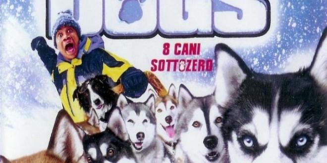 """Poster del film """"Snow Dogs 8 Cani Sottozero"""""""