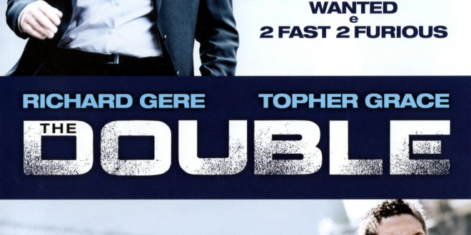 "Poster del film ""The Double"""