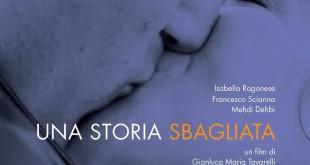 """Poster del film """"Una storia sbagliata"""""""