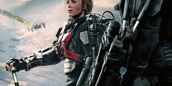 "Poster del film ""Edge of Tomorrow - Senza domani"""