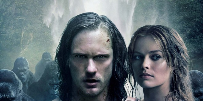 "Poster del film ""The Legend of Tarzan"""