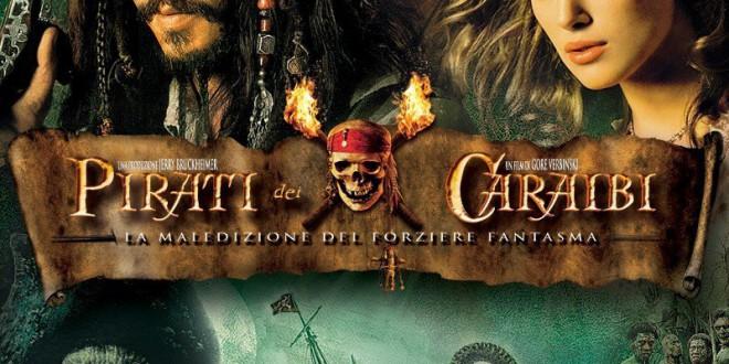 """Poster del film """"Pirati dei Caraibi - La maledizione del forziere fantasma"""""""