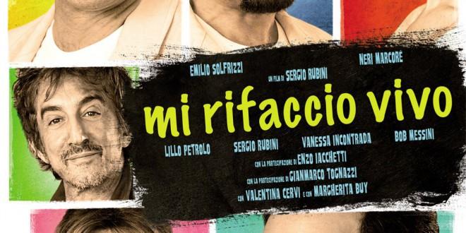 """Poster del film """"Mi rifaccio vivo"""""""