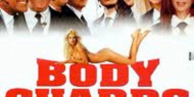 "Poster for the movie ""Bodyguards - Guardie Del Corpo"""