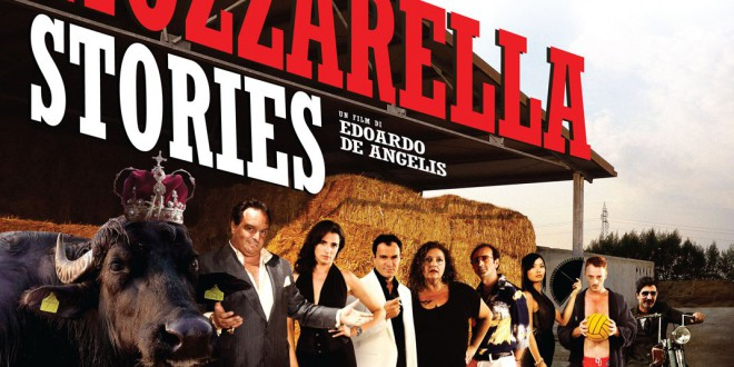 "Poster del film ""Mozzarella Stories"""