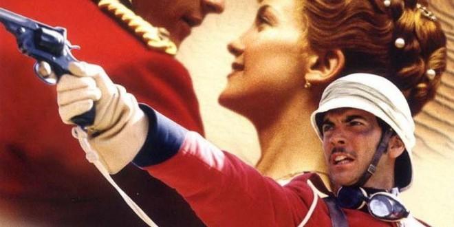 """Poster del film """"Le quattro piume"""""""