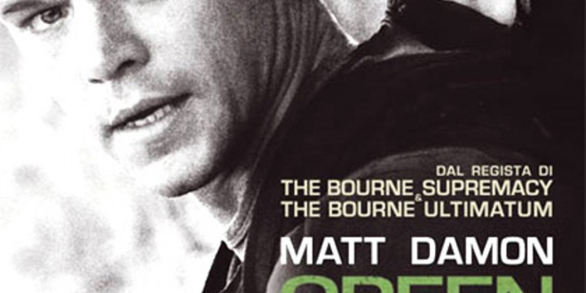 """Poster del film """"Green Zone"""""""