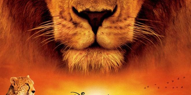 """Poster for the movie """"African Cats - Il regno del coraggio"""""""