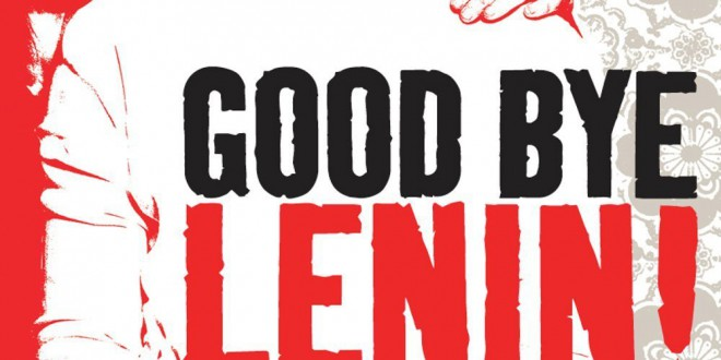 "Poster del film ""Good Bye Lenin!"""