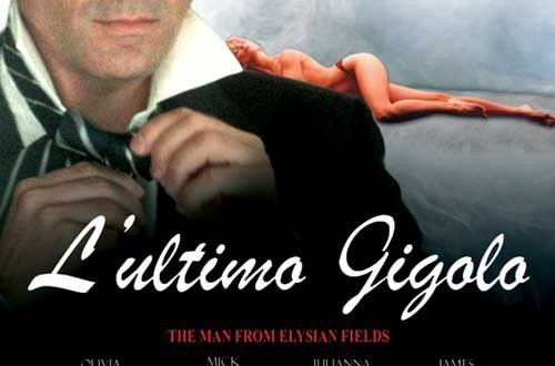 """Poster del film """"L'ultimo gigolò"""""""
