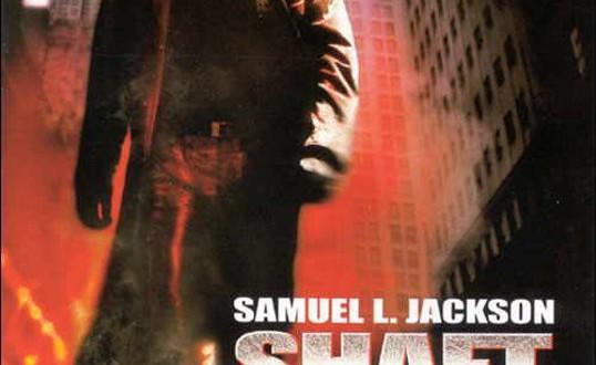 "Poster del film ""Shaft"""