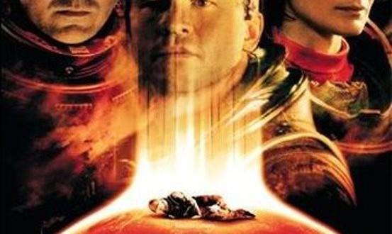 """Poster del film """"Pianeta rosso"""""""