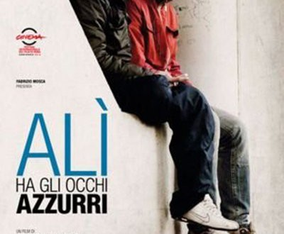 "Poster for the movie ""Alì ha gli occhi azzurri"""