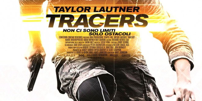 "Poster del film ""Tracers"""