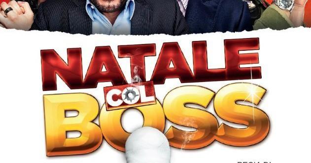"Poster del film ""Natale col boss"""