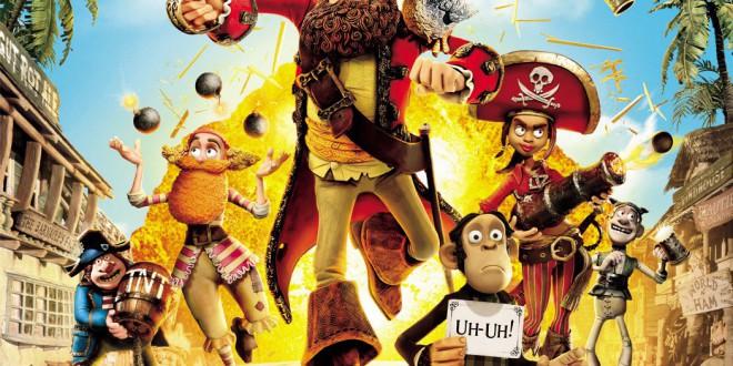 """Poster del film """"Pirati! Briganti da strapazzo"""""""