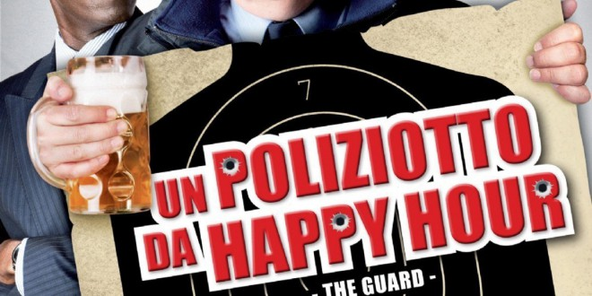 "Poster del film ""Un poliziotto da happy hour"""