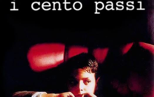 """Poster del film """"I cento passi"""""""