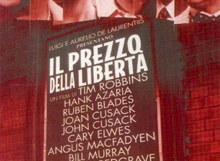 """Poster del film """"Il prezzo della libertà"""""""