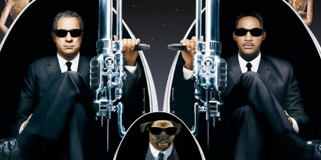 "Poster del film ""Men in Black II"""