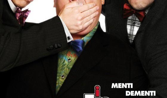 """Poster del film """"I tre marmittoni"""""""
