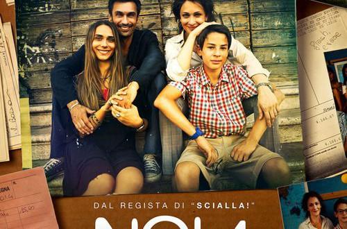 "Poster del film ""Noi 4"""