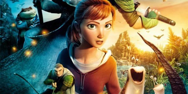 """Poster del film """"Epic - Il mondo segreto"""""""