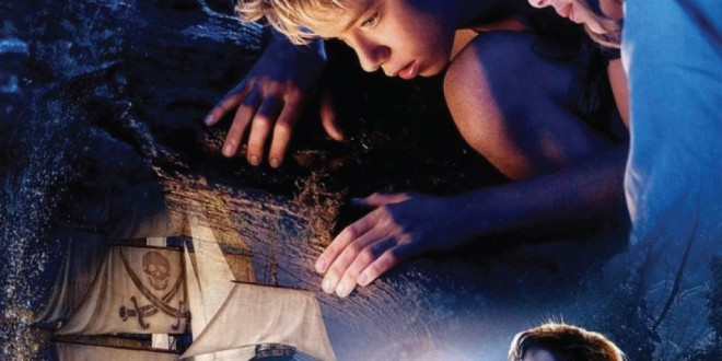 "Poster del film ""Peter Pan"""