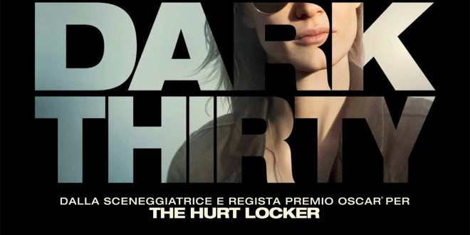 "Poster del film ""Zero Dark Thirty"""