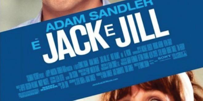 """Poster del film """"Jack e Jill"""""""