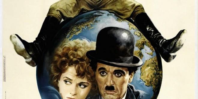 """Poster del film """"Il grande dittatore"""""""